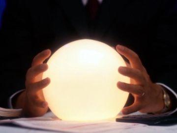 Bola de cristal Futuro