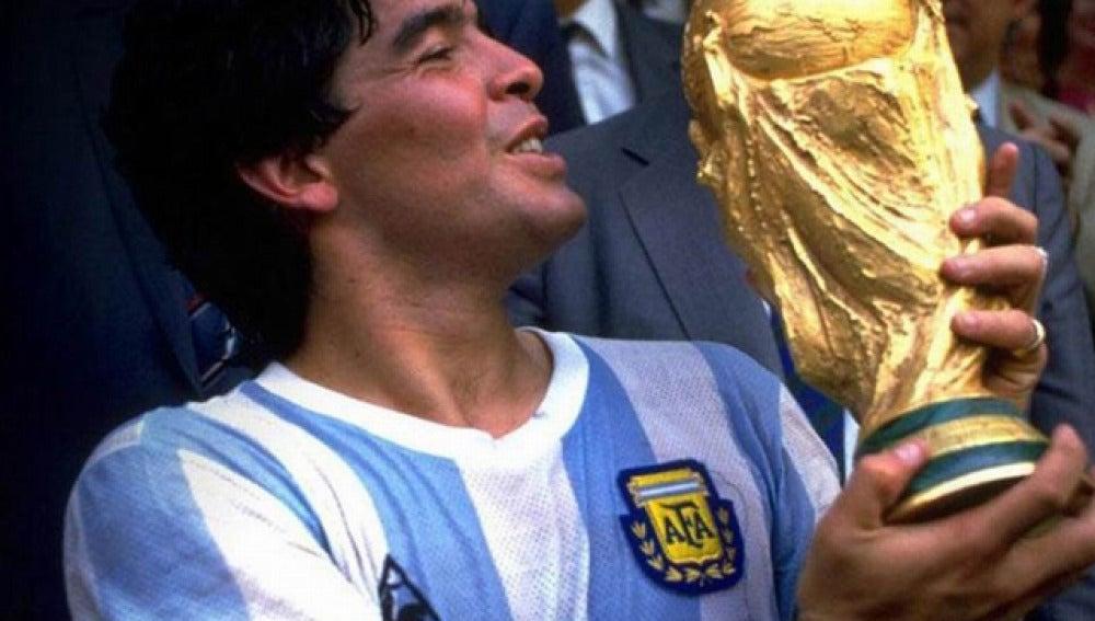 Maradona - Leyendas del Mundial