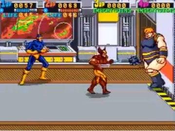 XMen Arcade