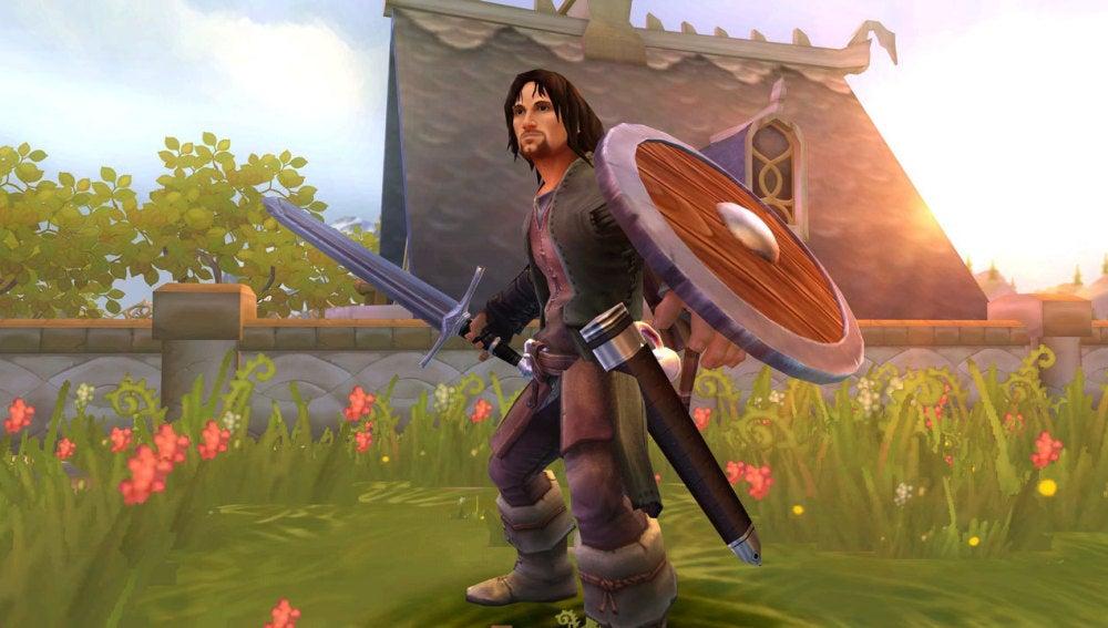 las aventuras de Aragorn