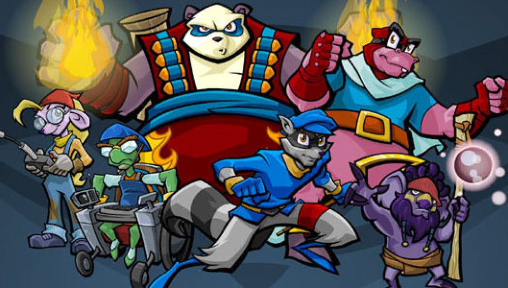 Sly Collection HD