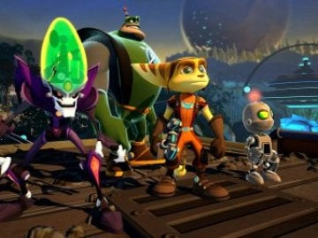 Ratchet & Clank: All4One