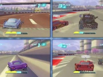 El videojuego de Cars