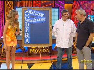 Carlos concursa en Otra Movida