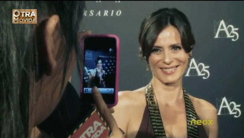 Cristina Pedroche, directora de fotografía por día