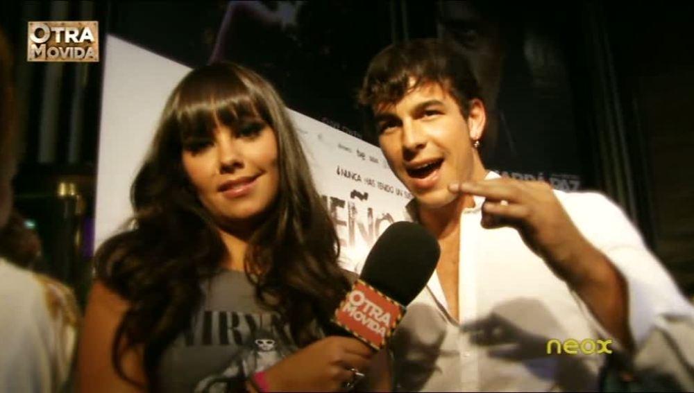 Cristina Pedroche y Mario Casas