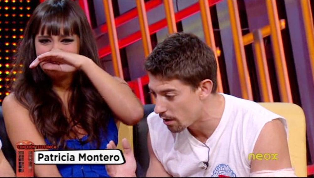 Llamamos a Patricia Montero