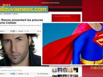 ¿Qué capa quieres que lleve Fernando Ramos en la Puerta del Sol?