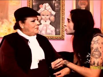 Mario Vaquerizo y Marisa Naranjo en 'Feliz Año Neox'