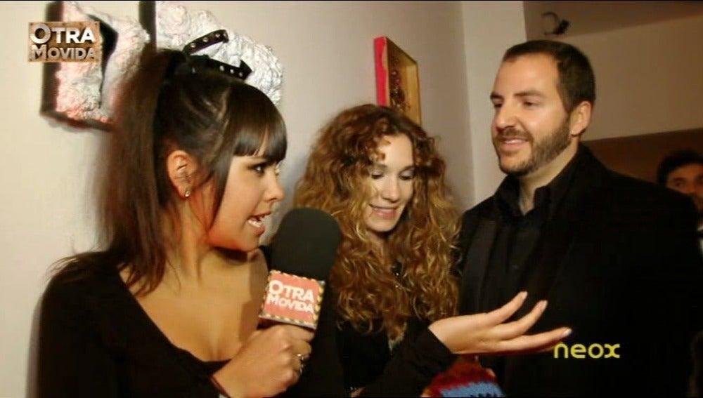 Cristina Pedroche con Blanca Cuesta