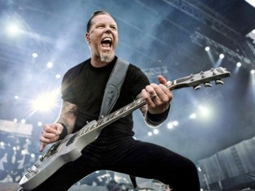 Metallica en Rock in Rio 2011