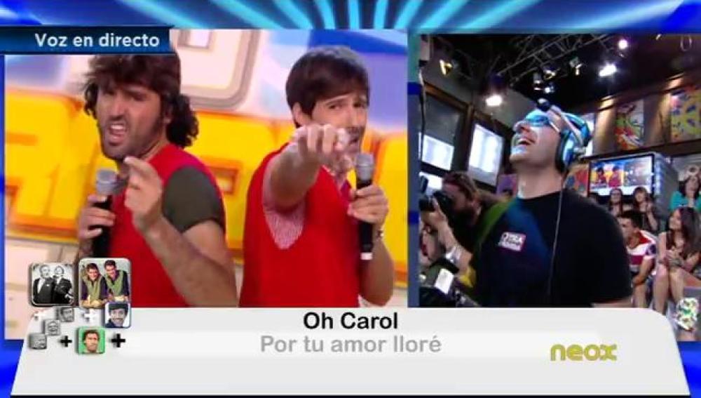 El último 'Tu karaoke me suena' de Otra Movida