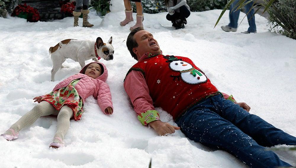 Modern Family Navidad