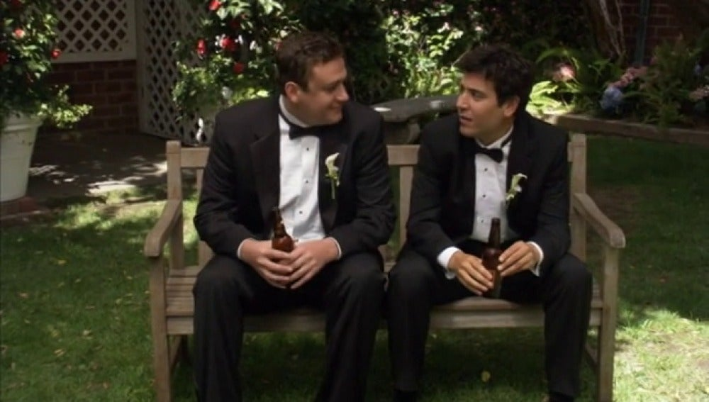 Ted y Marshall