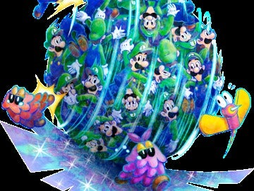 Mario & Luigi: Dream Team