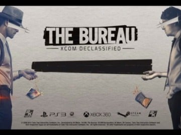 The Bureau: XCOM Desclassified vídeo chorra