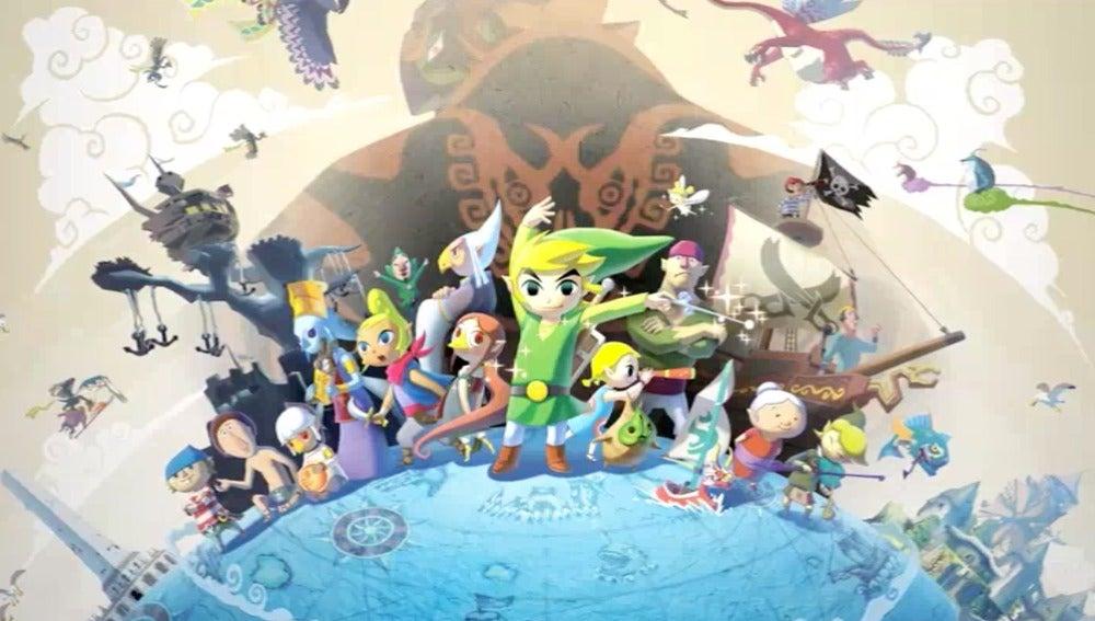 The Legend of Zelda: Windwaker HD