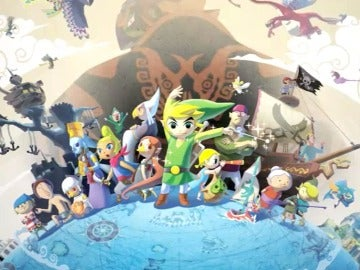The Legend of Zelda: Windwaker HD