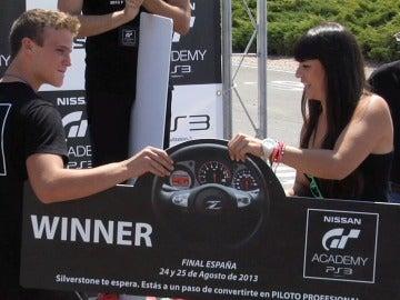 GT Academy Evento final España
