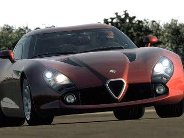 Así ruenda los Alfa en Silverstone con el Gran Turismo 6