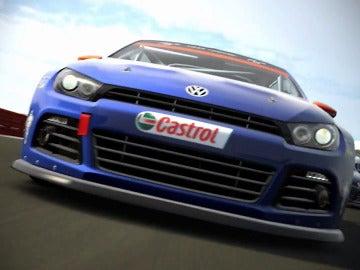 Así es el nuevo Golf GTI Vision Gran Turismo para el GT6