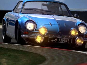 La calidad gráfica del GT6 destaca en los clásicos