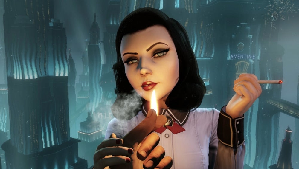 BioShock Infinite: Panteón Marino