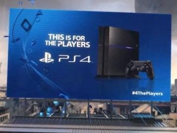 Anuncio de PlayStation 4