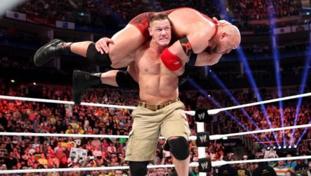 John Cena se verás las caras con Ryback