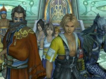 Final Fantasy X/X-2 HD