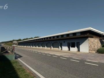 Gran Turismo 6, Circuito de Ascari