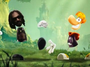 Rayman Legends con Snoop Dogg