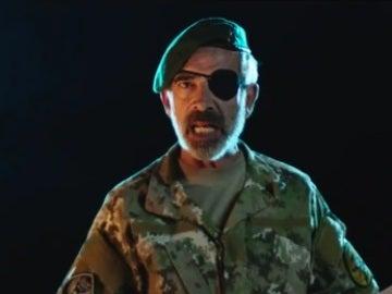 Imanol Arias en Battlefield 4