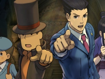 Profesor Layton vs Ace Attorney