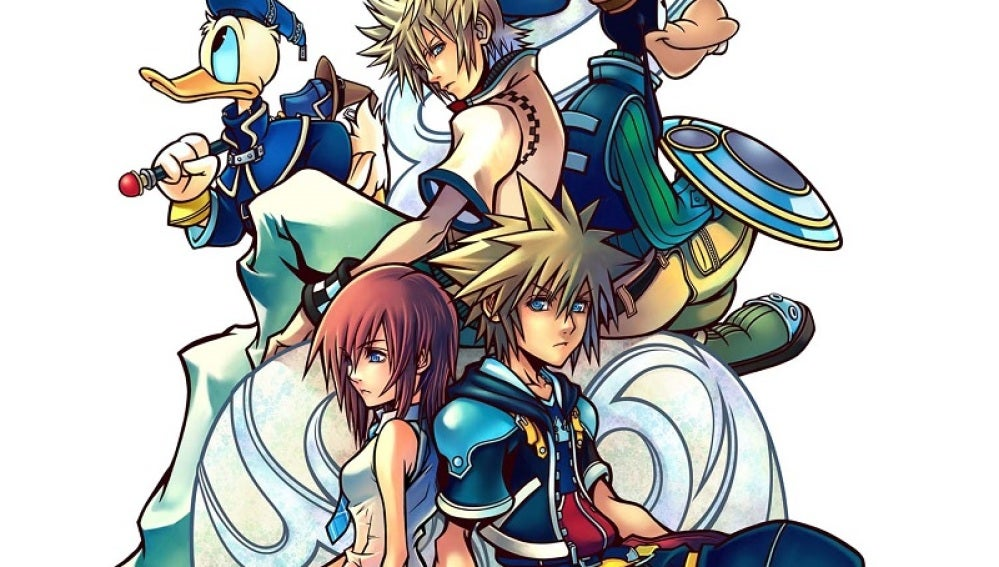 Kingdom Hearts II.5 HD ReMIX