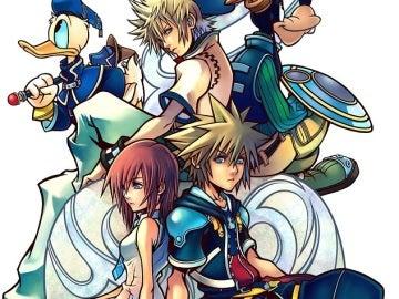 Kingdom Hearts II.5 HD ReMIX