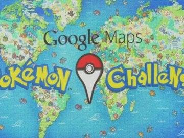 Pokémon en Google Maps