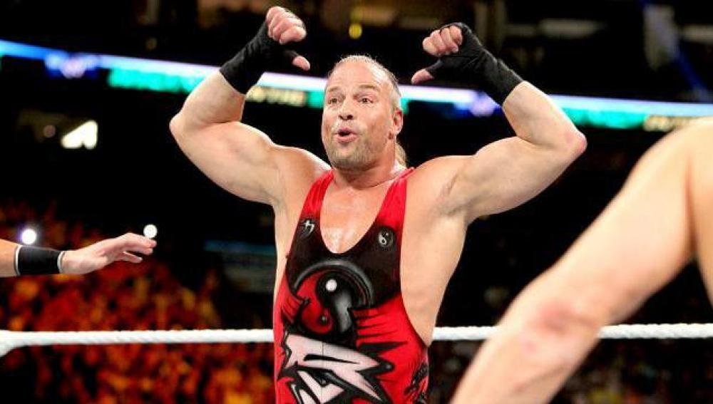Rob Van Dam regresa