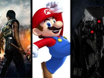 Dead Rising 3, New Super Mario Bros. U y Killzone Shadow Fall
