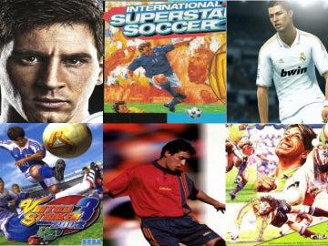 El fútbol en los videojuegos