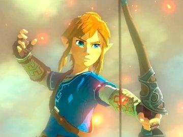 El personaje del trailer del Zelda de Wii U