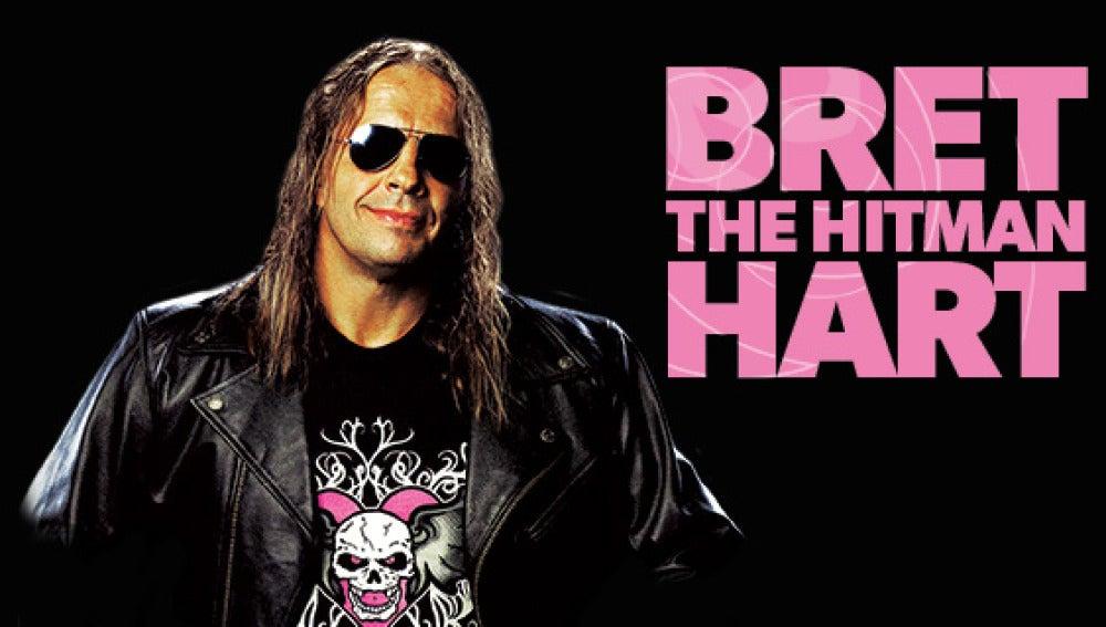 Raw recibe la visita de toda una leyenda del wrestling, Bret the Hitman Hart