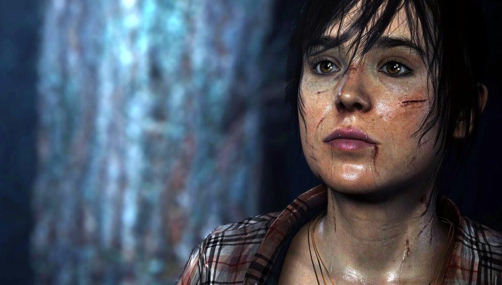 Ellen Page, en Beyond: Dos Almas