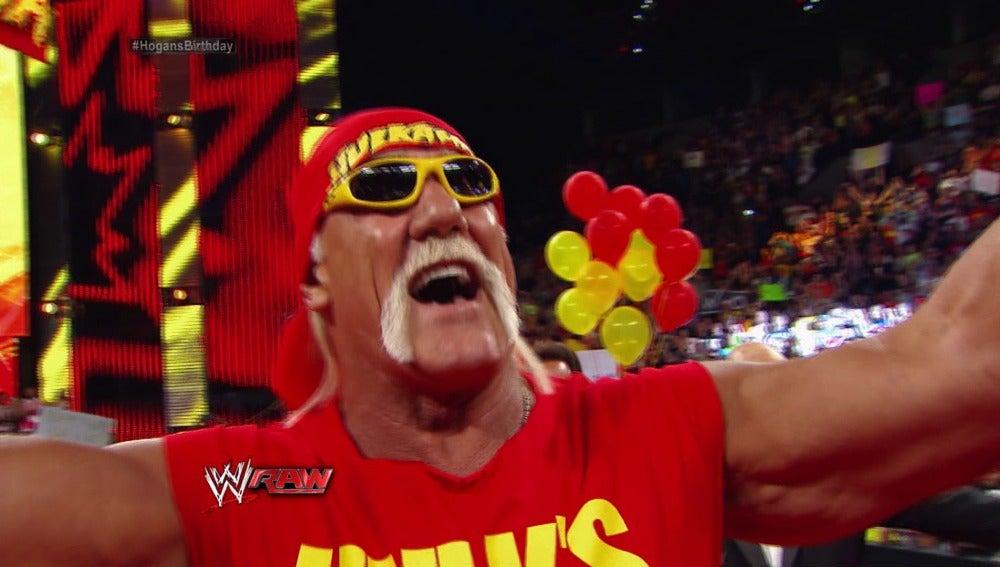 Cumpleaños de Hulk Hogan