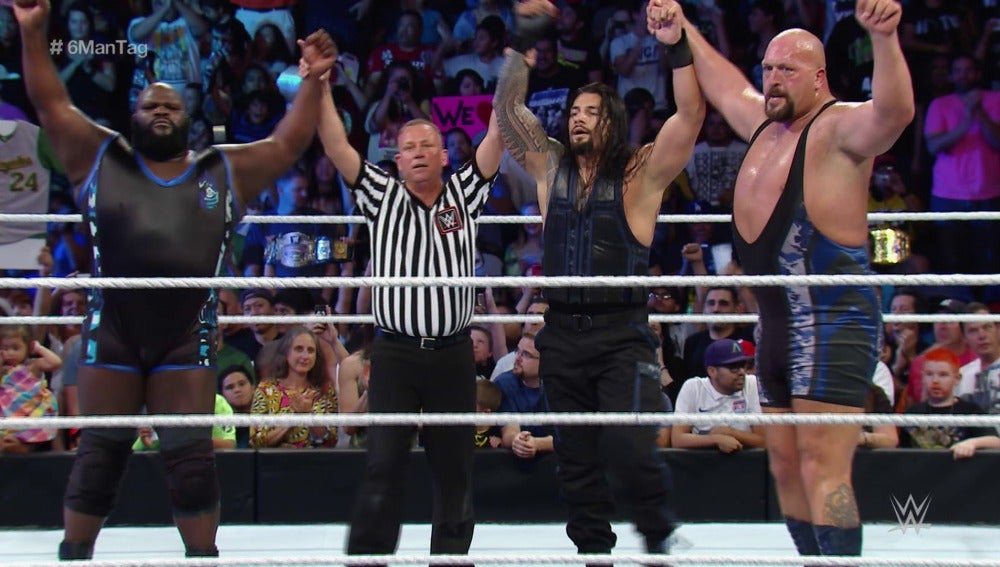 Reigns, henry y show