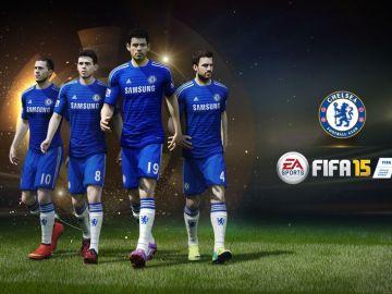 El Chelsea, en FIFA 15