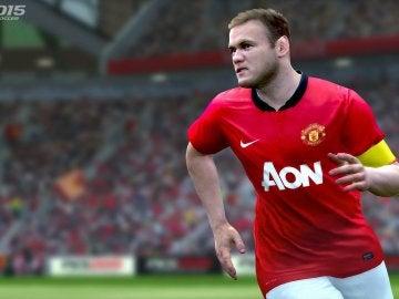 Rooney, en PES 2015