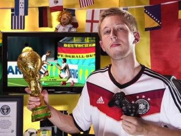 Récord Guinness FIFA