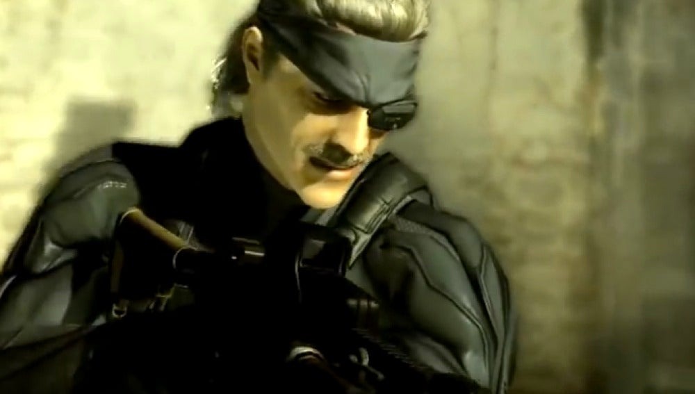 Metal Gear Solid IV
