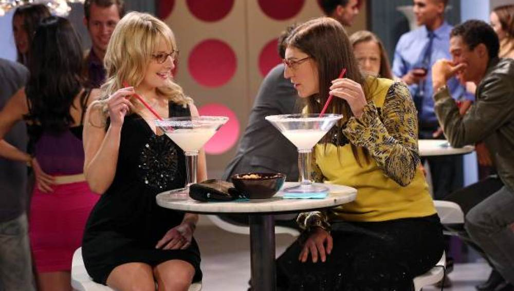Amy y Bernadette se van de fiesta a Las Vegas